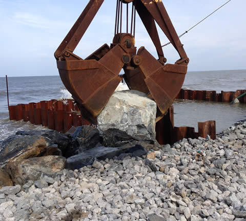 Gulf County Board of County Commissioners – Stumphole Revetment